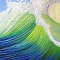 Inner Ocean - Exaltation by Brian  Commerford