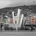 Innsbruck Art by Dylan Punke