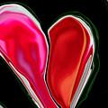 Inpaitient Heart For Haiti by Michelle  BarlondSmith