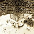 Inside Eiffel by Patrick Rabbat