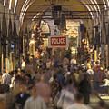 Inside Istanbuls Grand Bazaar by Richard Nowitz