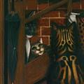 Inside Outside Cats by Carol Wilson