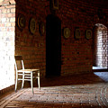 Inside Stadshuset by Elaine Berger