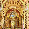 Inside The Basilica by Maria Coulson