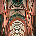 Inside The Church Of The Holy Spirit, Heidelberg by Tatiana Travelways