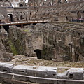 Inside The Coliseum by Roy Hale