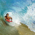 Inside Wave Tube by MakenaStockMedia - Printscapes