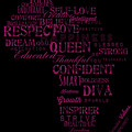 Inspirational African American Girl by Fabulous Black Woman Be Inspired