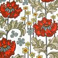 Inspirational Poppies by Brenda Kean