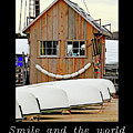 Inspirational- The World Smiles With You by Brian Pflanz