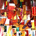 Inspired By Picasso by Kheri Chawla