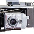 Instant Vintage Polaroid Camera by Juan Carlos Lopez