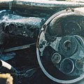 The Slow Disintegration Of A Tvr Dashboard by Karl A Hjatland