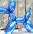 Insufflated Dog by Leonardo Digenio
