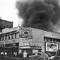 Insurance Company Fire by Underwood Archives