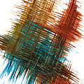 Intensive Abstract Painting 710.102610 by Kris Haas