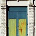 Interesting Door by D Hackett