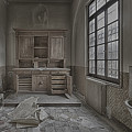 Interior Furniture Atmosphere Of Abandoned Places Dig Photo by Enrico Pelos