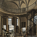 Interior Of The Radcliffe Observatory by Wellcome Images