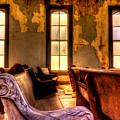 Interior Old Church by Jonny D