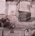 Interior Space by Geraldine Liquidano