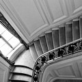Interior Stairs Architecture  by Chuck Kuhn