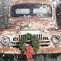 International Christmas Snow by Benanne Stiens