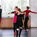 International Summer Dance School  by Nikita Buida
