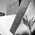 Intersection 1 Bw Las Vegas by William Dey