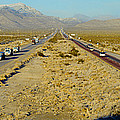 Interstate 15, Near Las Vegas, After by Panoramic Images