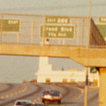 Interstate 44 West At Exit 287, Kingshighway Exit, 1980 by Dwayne