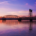 Interstate Bridge by Merrill Beck