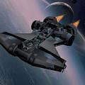 Interstellar Spacecraft by Michael Wimer
