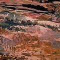 Into Fantasy Landscapes by Nancy Kane Chapman