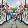 Into Steep Hill by Naomi Tebbs