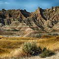 Into The Badlands South Dakota by Ann Keisling