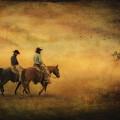 Into The Mist by Priscilla Burgers