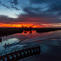 Intracoastal Sunset by Joshua Powell
