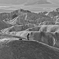 Intrepid Death Valley Photographer by Frank DiMarco
