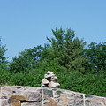 Inukshuk 1 by Peggy King