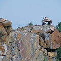 Inukshuk 3 by Peggy King