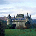 Inveraray Castle by Kenneth Campbell