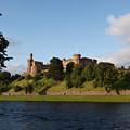 Inverness Castle by Michaela Perryman