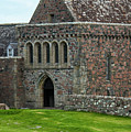 Iona Abbey by Bob Phillips