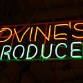 Iovines Produce by Ronald Watkins
