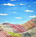 Iowa Fields  Iowa Clouds by Jame Hayes