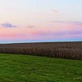 Iowa Sunrise by Edward Peterson