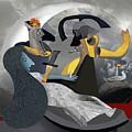 Iphigenia by Guy Ciarcia
