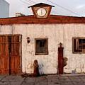 Iquique Chile Cantina by Brett Winn