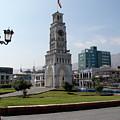 Iquique Chile Plaza by Brett Winn